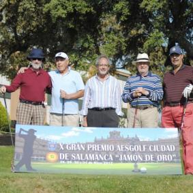 GRAN PREMIO TORNEO AESGOLF CIUDAD DE SALAMANCA